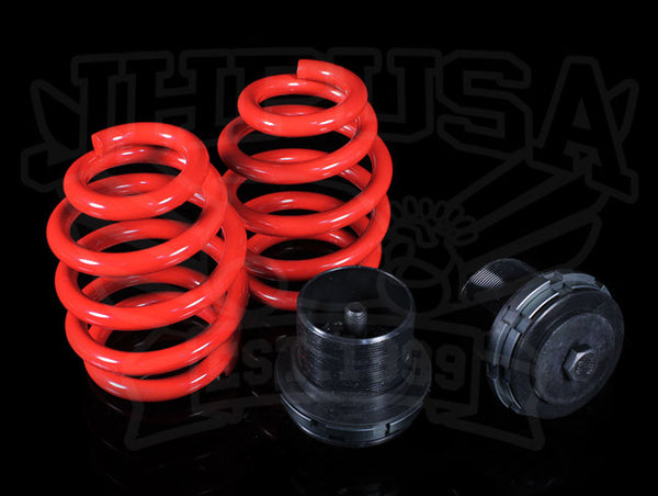 Godspeed Mono RS Coilovers - 99-05 BMW E46 3-series (excl. M3)