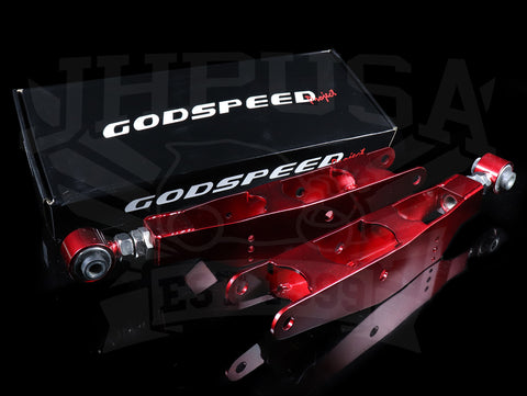 Godspeed Rear Lower Control Arms - Lexus GS300/GS430/IS350/IS300/IS250