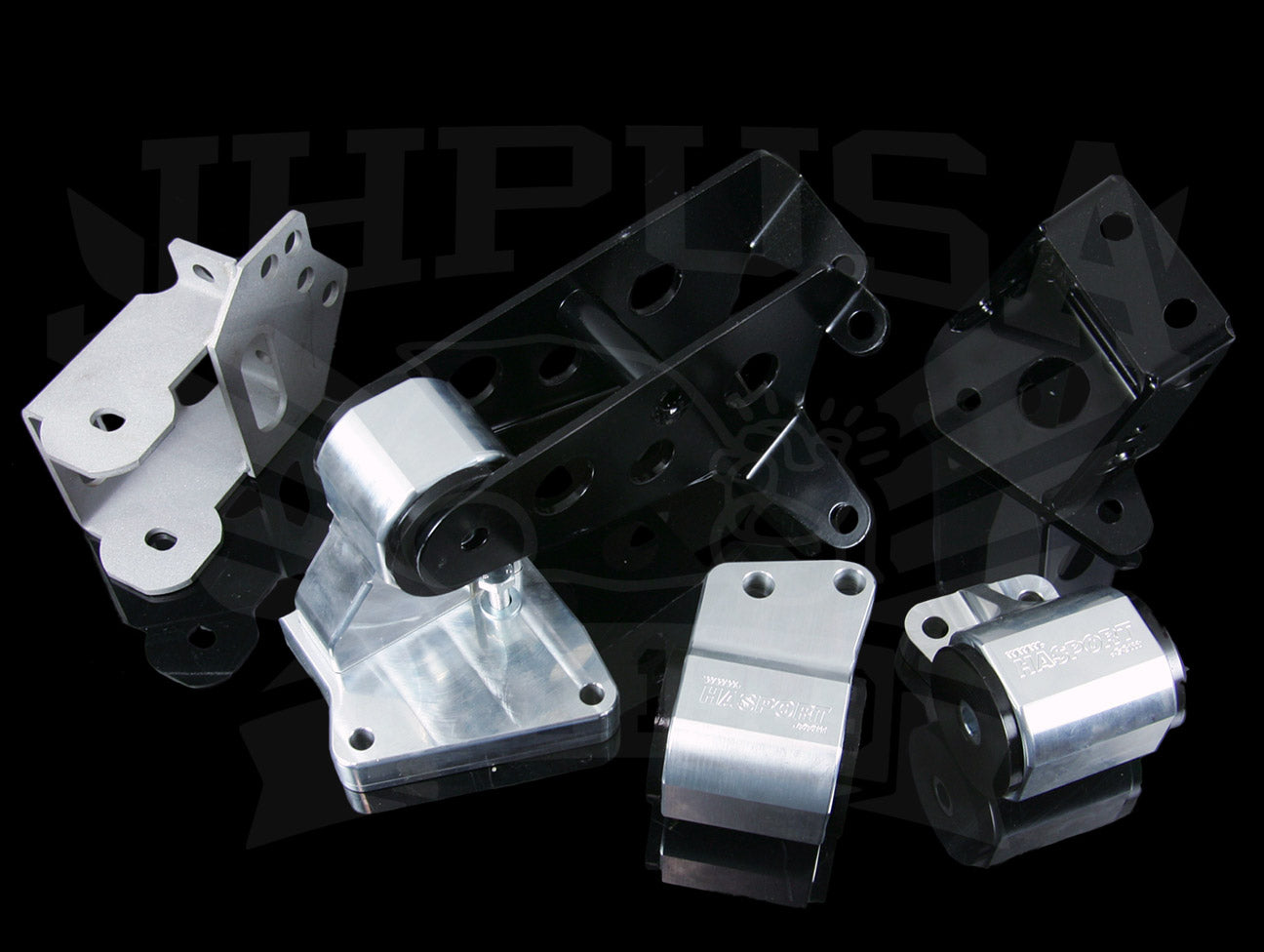 Hasport Billet K24 Engine Mount Kit - 94-97 Accord