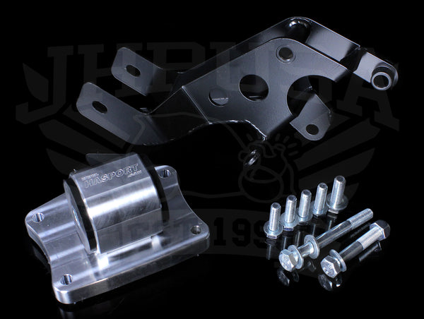 Hasport Billet Replacement Rear Mount & Bracket - 04-08 TSX / 03-07 Accord
