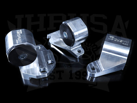 Hasport Billet B-series Hydro Trans Mount Kit - 92-93 Integra Non-VTEC