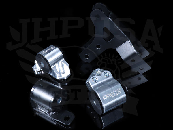 Hasport Billet B-series Engine w/AWD Trans Mount Kit (DCBAWD) - 94-01 Integra