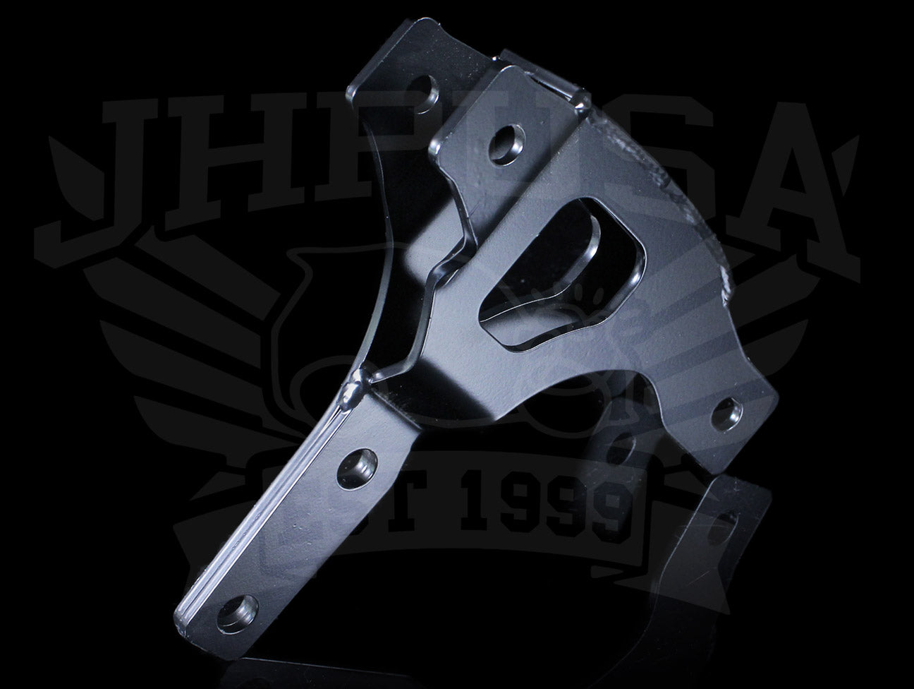 Hasport B-series Rear Bracket - 88-91 Civic/CRX (Hydro Trans)