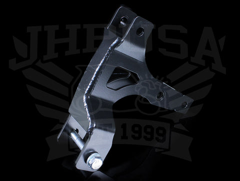 Hasport B-series Rear Bracket - 88-91 Civic/CRX (Cable Trans)