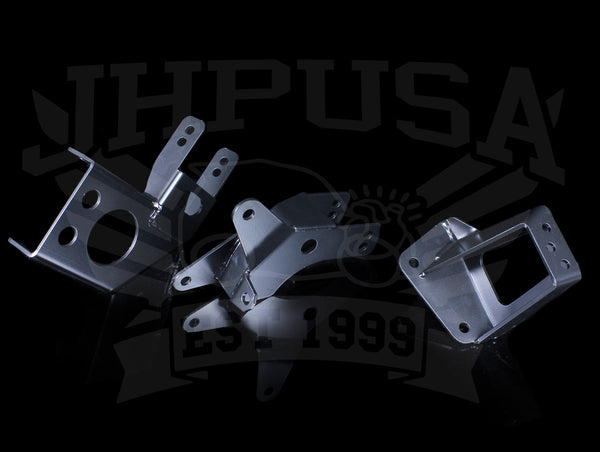 Hasport Billet K-series Engine w/K24 Trans Mount Kit (EGK4) - 92-95 Civic / 94-01 Integra
