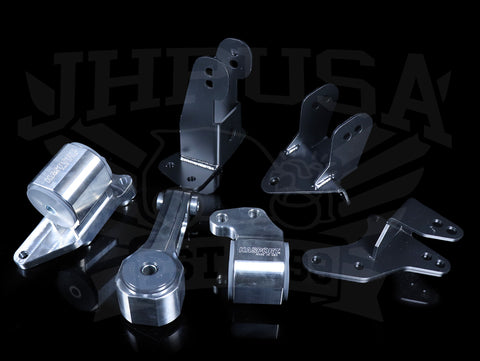 Hasport Billet K-Series Engine Mount Kit - 09-14 Honda Fit