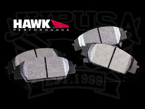 Hawk HP Plus Front Brake Pads - Honda/Acura