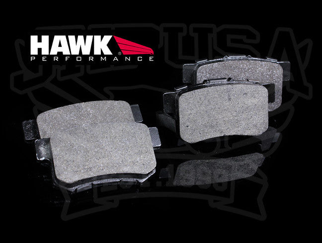 Hawk HP Plus Rear Brake Pads - Honda/Acura