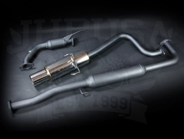 HKS Hi-Power Exhaust System - 90-91 Integra RS/LS/GS