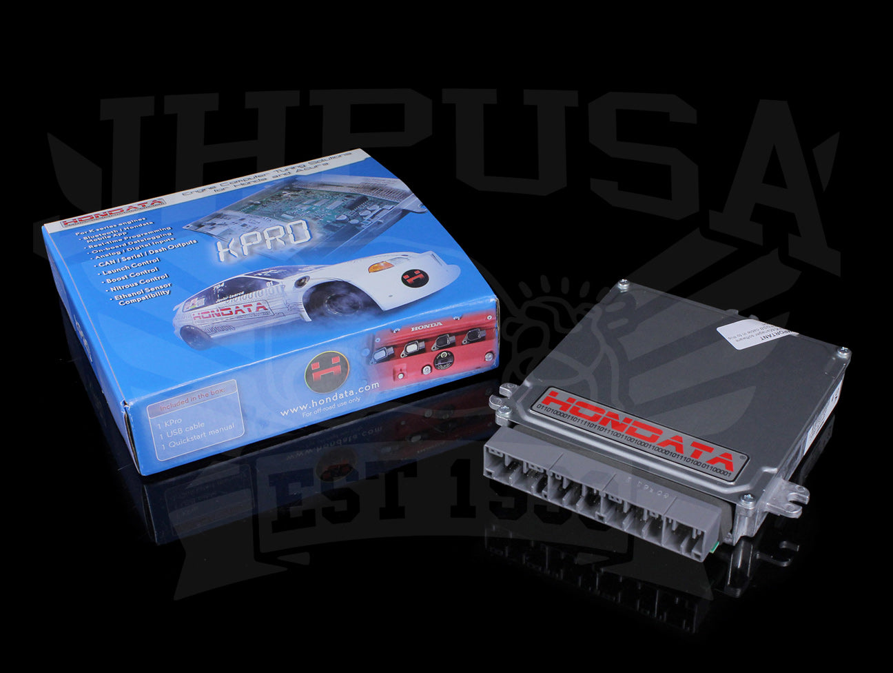 Hondata KPRO S With ECU S JDM Honda Parts USA - Acura rsx kpro