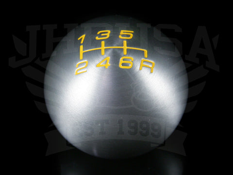 Honda Aluminum Shift Knob (Spherical) - 6-speed