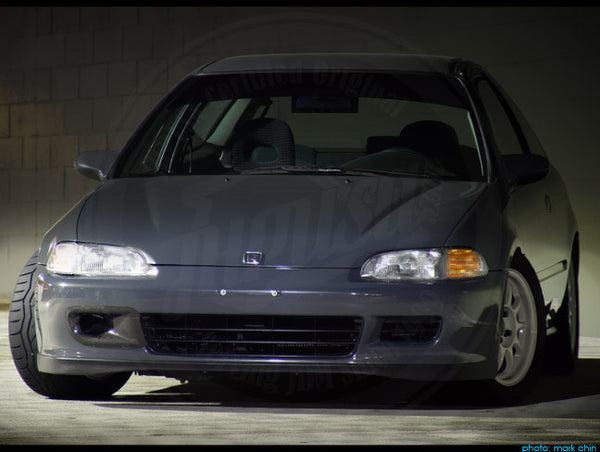 Honda Civic SiR Front Lip - 92-95 Civic (Coupe/Hatchback)