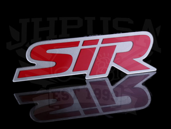Honda Civic SiR EK4 Rear Decal - 96-00 Civic
