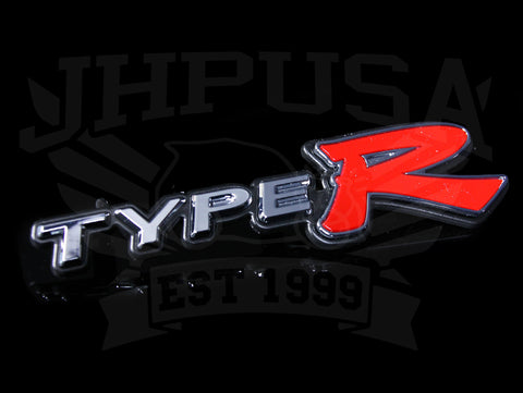 Honda Type-R Rear Emblem - 01-05 Civic Type-R (EP3)