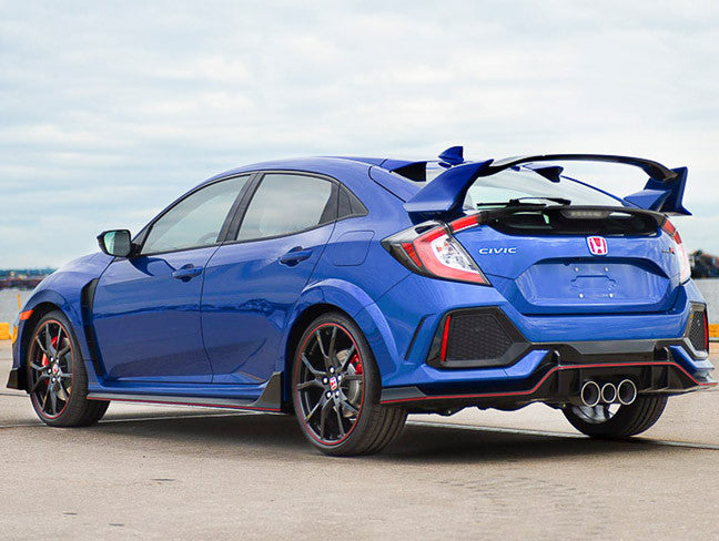 Honda Type-R Rear Emblem - 2017+ Civic Type-R