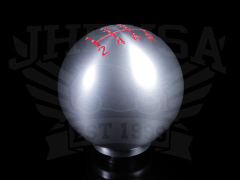 Honda Aluminum Shift Knob (Spherical) - 6-speed / 2017+ Civic Type-R (FK8)