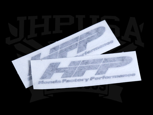 Honda HFP Factory Performance Decals