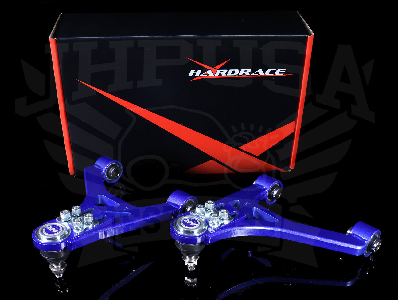 Hardrace Rear Upper Camber Kit (Pillowball) - 00-09 S2000