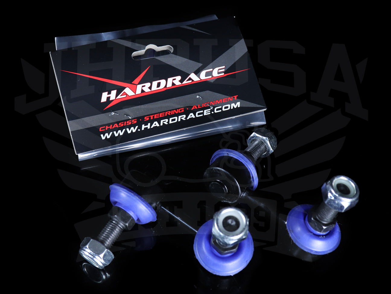 Hardrace Front Sway Bar Endlinks - 00-09 S2000