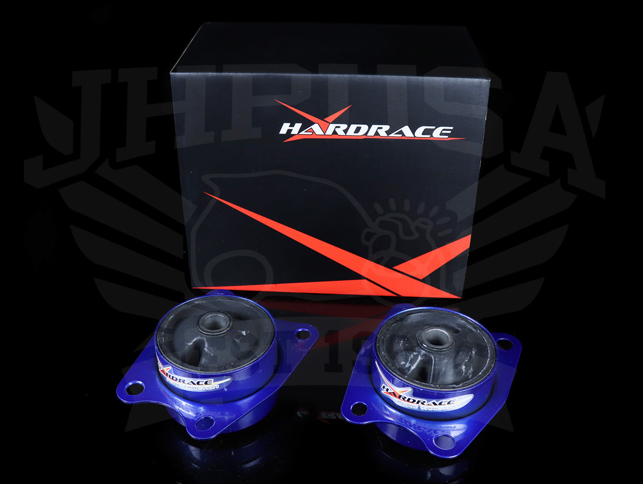 Hardrace Rear Differential Mounts - 00-09 S2000