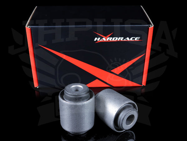 Hardrace Rear Lower Arm Shock Bushings (Hard Rubber) - 00-09 S2000