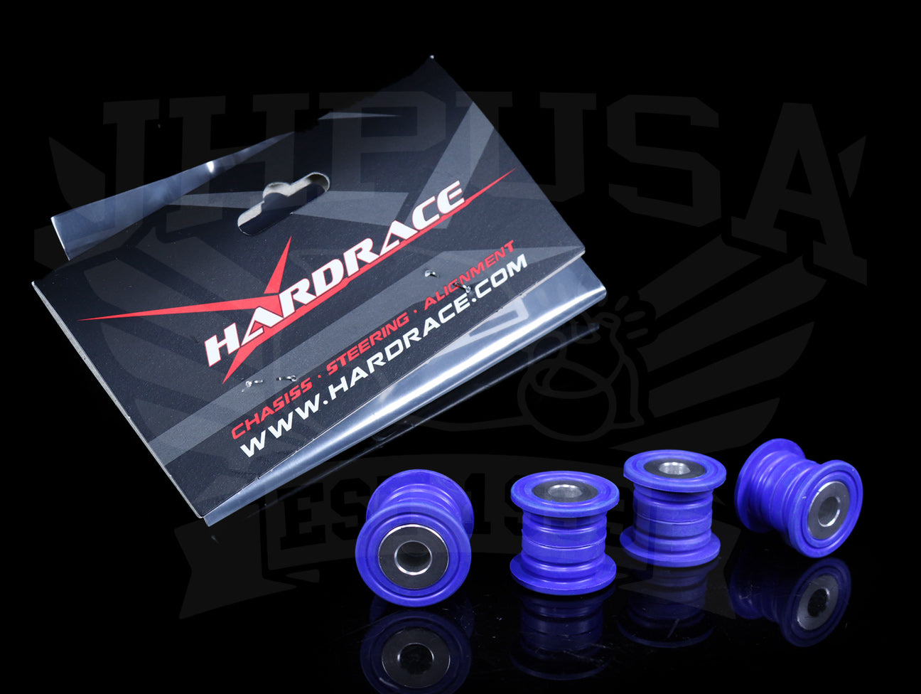 Hardrace TPV Steering Rack Bushings - 00-09 S2000
