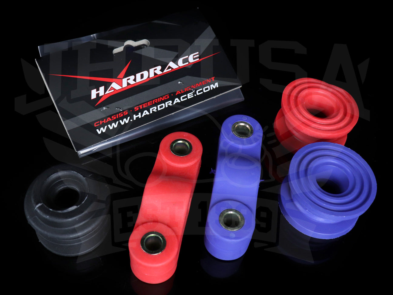 Hardrace TPV Shifter Bushings - B-series