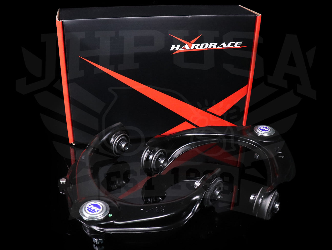 Hardrace OE Style Front Upper Control Arms (Spherical) - 98-02 Accord / 99-03 TL