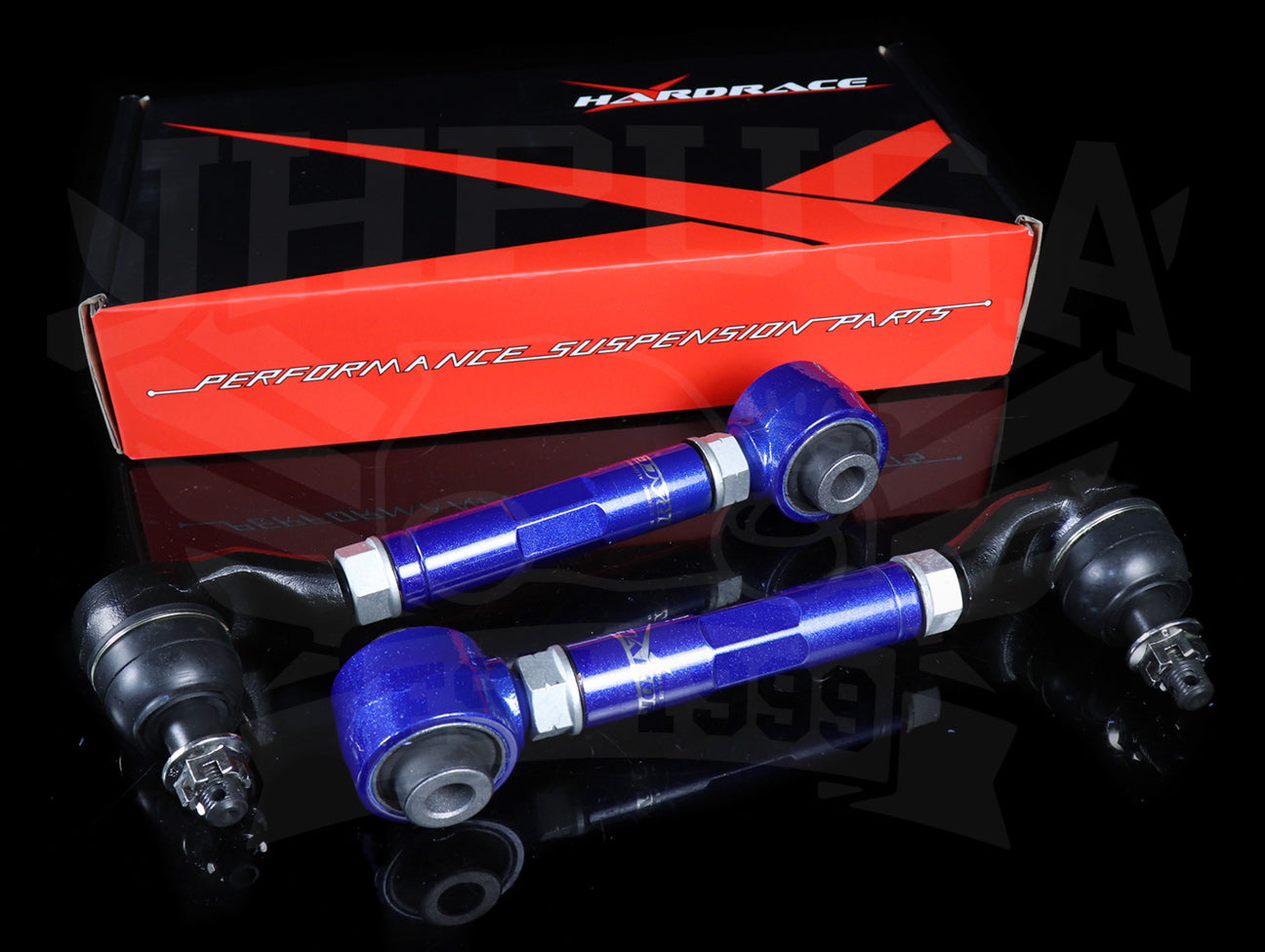 Hardrace Rear Camber Kit - 04-08 TSX / 03-07 Accord