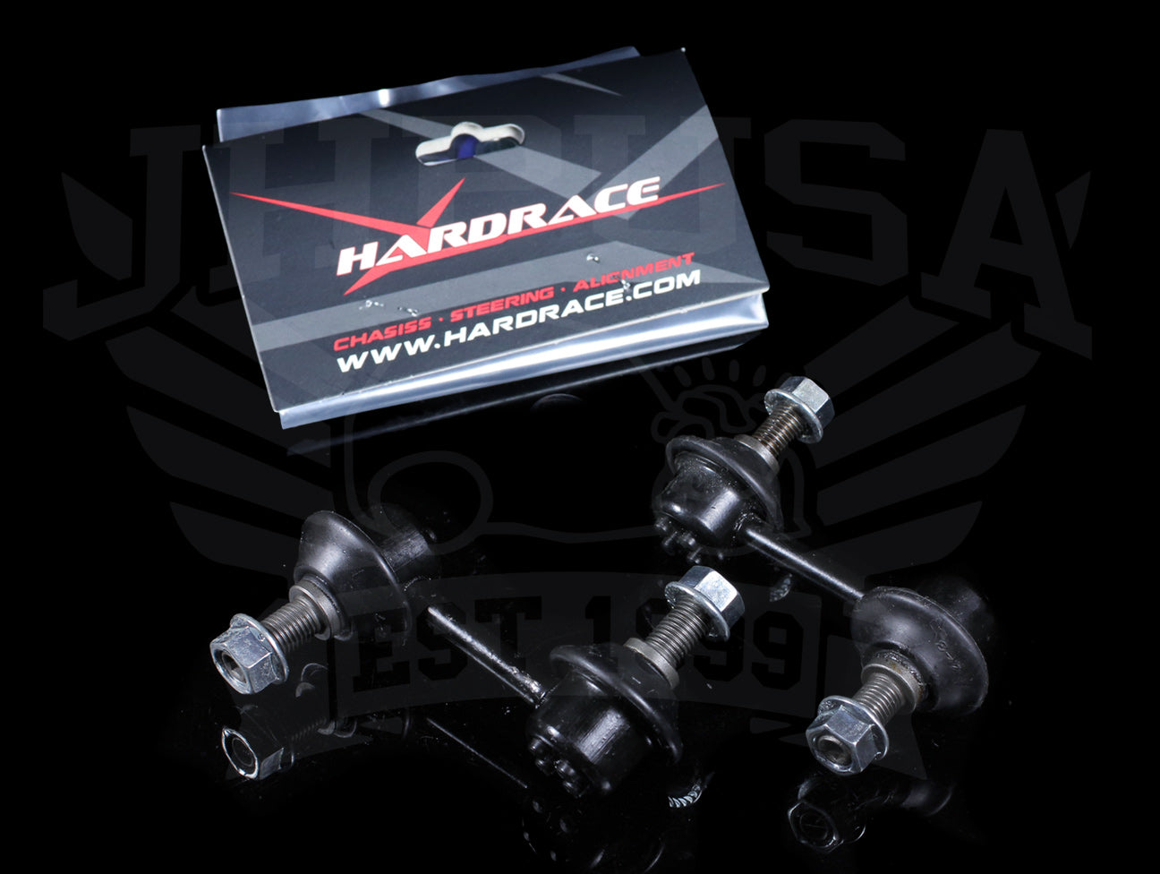 Hardrace Front Sway Bar Endlinks - 03-07 Accord