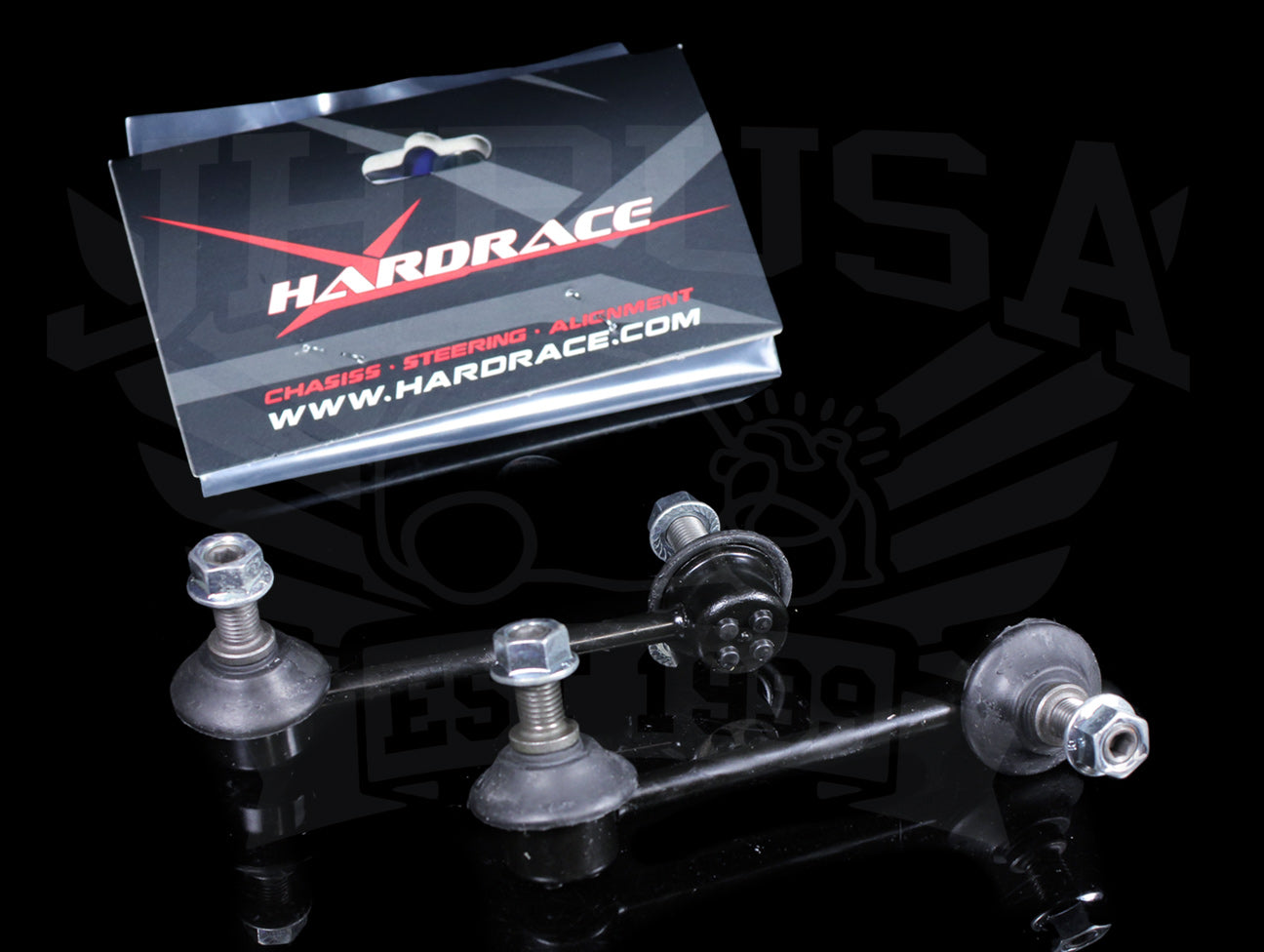 Hardrace Rear Sway Bar Endlinks - 03-07 Accord