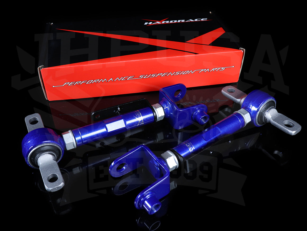 Hardrace Rear Camber Kit - 01-05 Civic / 02-06 RSX