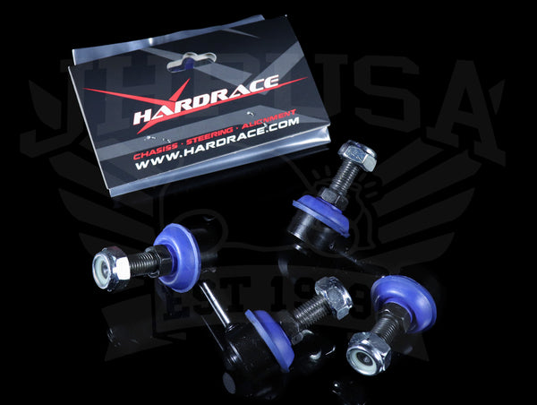 Hardrace Front Sway Bar Endlinks - 01-05 Civic / 02-06 RSX