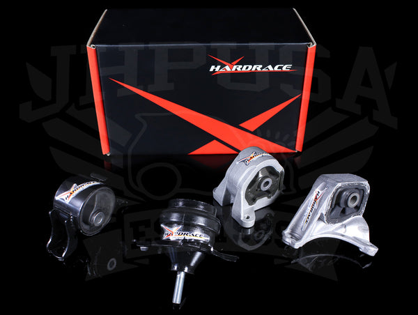Hardrace Engine Mount Kit (Race) - 02-05 Civic Si / 02-06 RSX