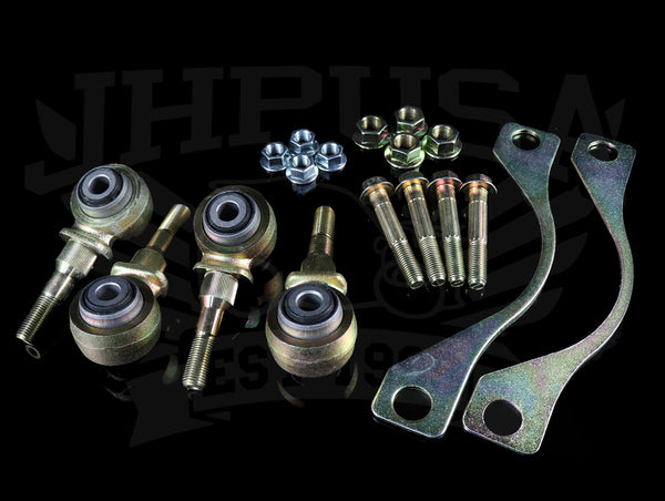 Hardrace Front Upper Control Arm Bushings & Hardware - 88-91 Civic / 90-93 Integra