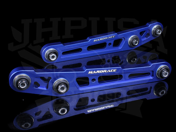 Hardrace Rear Lower Control Arms (Pillowball) - 88-00 Civic / 94-01 Integra