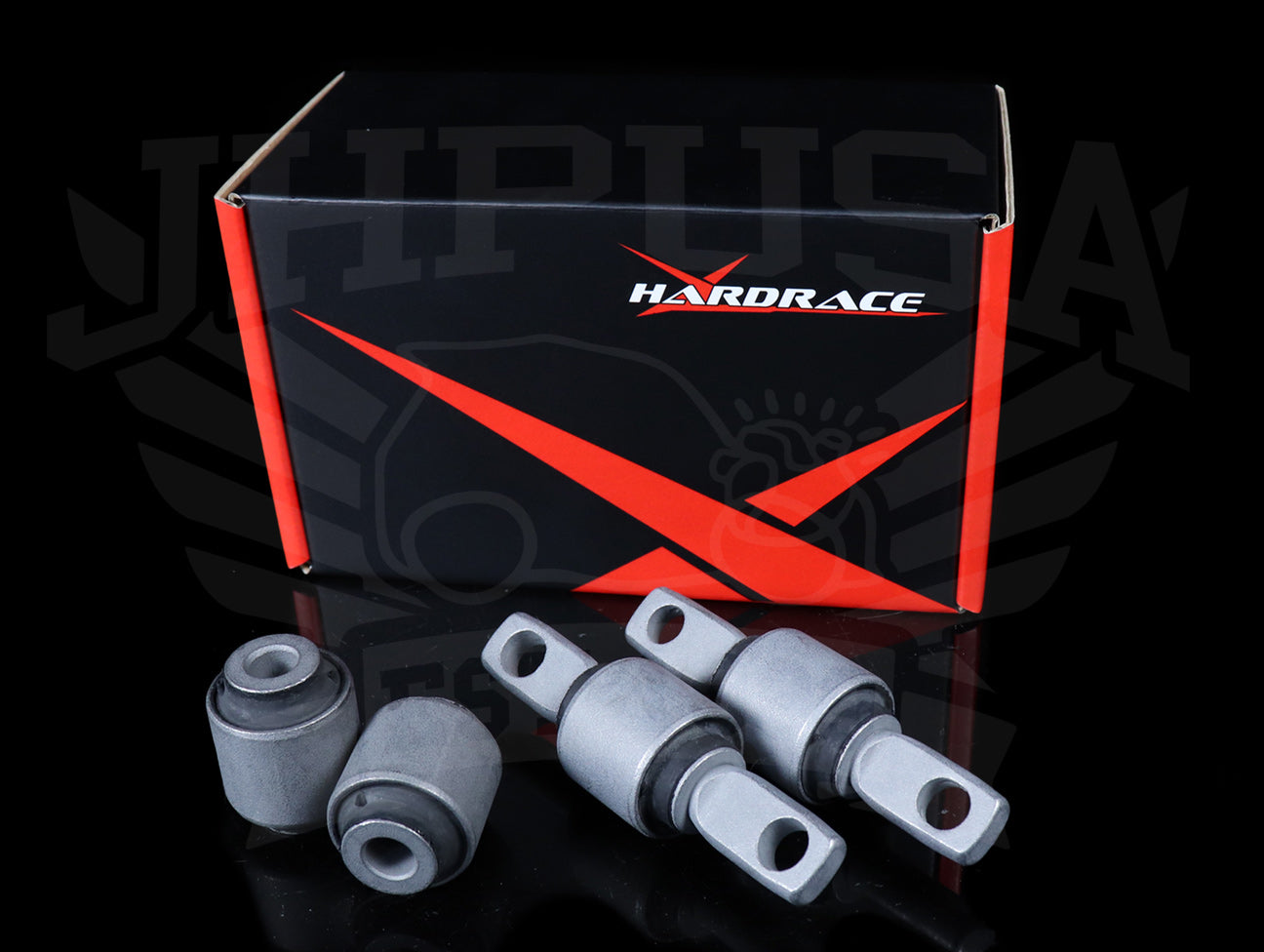 Hardrace Rear Upper Control Arm Bushings - 92-00 Civic / 94-01 Integra