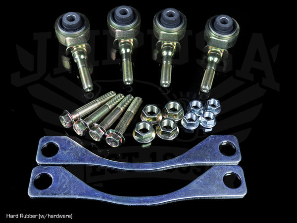 Hardrace Front Upper Control Arm Bushings & Hardware - 92-95 Civic / 94-01 Integra