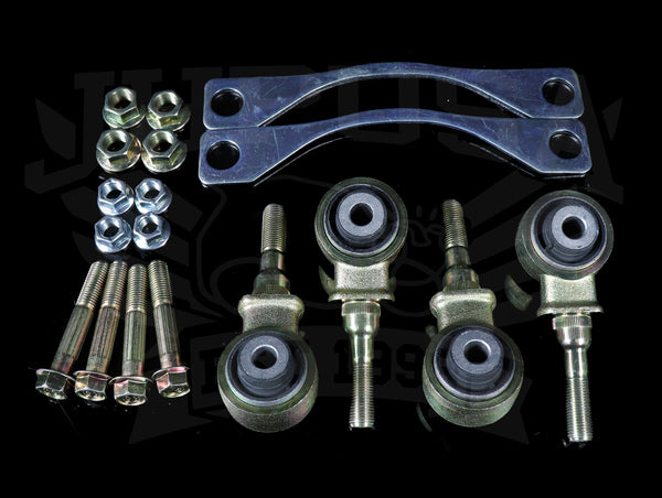 Hardrace Front Camber Kit (Hard Rubber) - 92-95 Civic / 94-01 Integra