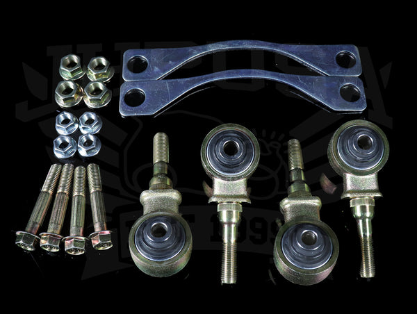 Hardrace Front Camber Kit (Pillowball) - 92-95 Civic / 94-01 Integra