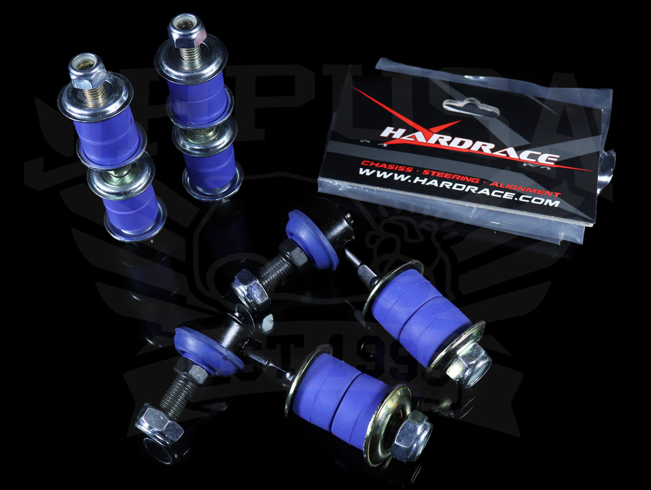 Hardrace Front Sway Bar Endlinks 92 95 Civic 94 01 Integra Jhpusa 1992 Honda Prelude Stabilizer Arm