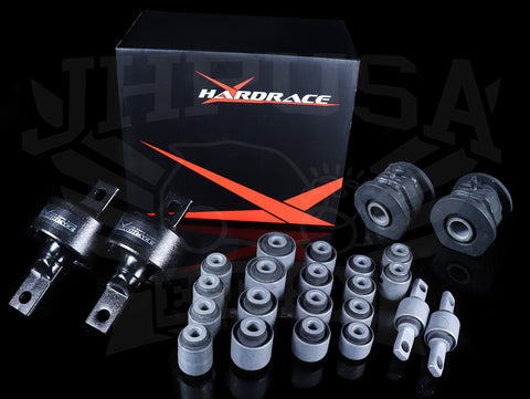 Hardrace Hard Rubber Bushing Set - 96-00 Civic CX-EX / 99-00 Si