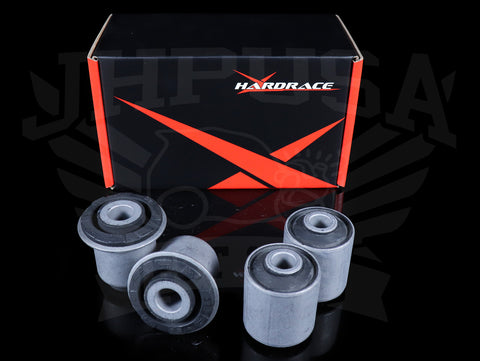 Hardrace Front Lower Control Arm Bushings (Hard Rubber) - 96-00 Civic