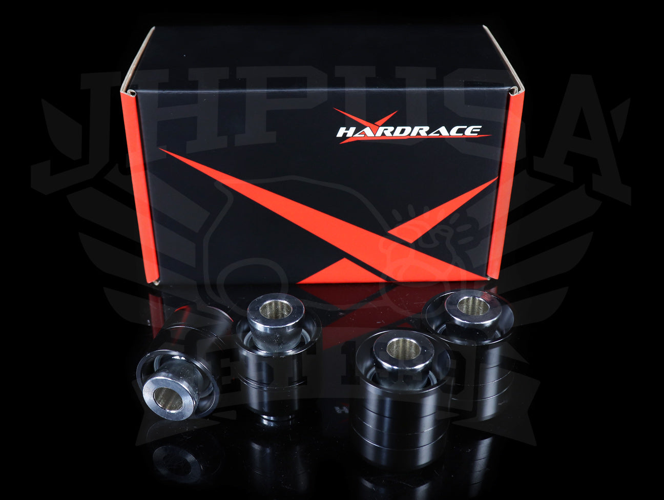 Hardrace Front Lower Control Arm Bushings (Pillowball) - 96-00 Civic