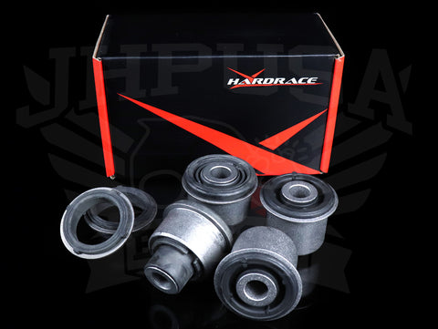 Hardrace Rear Knuckle/Axle Bushings (Hard Rubber) - 06-11 Civic