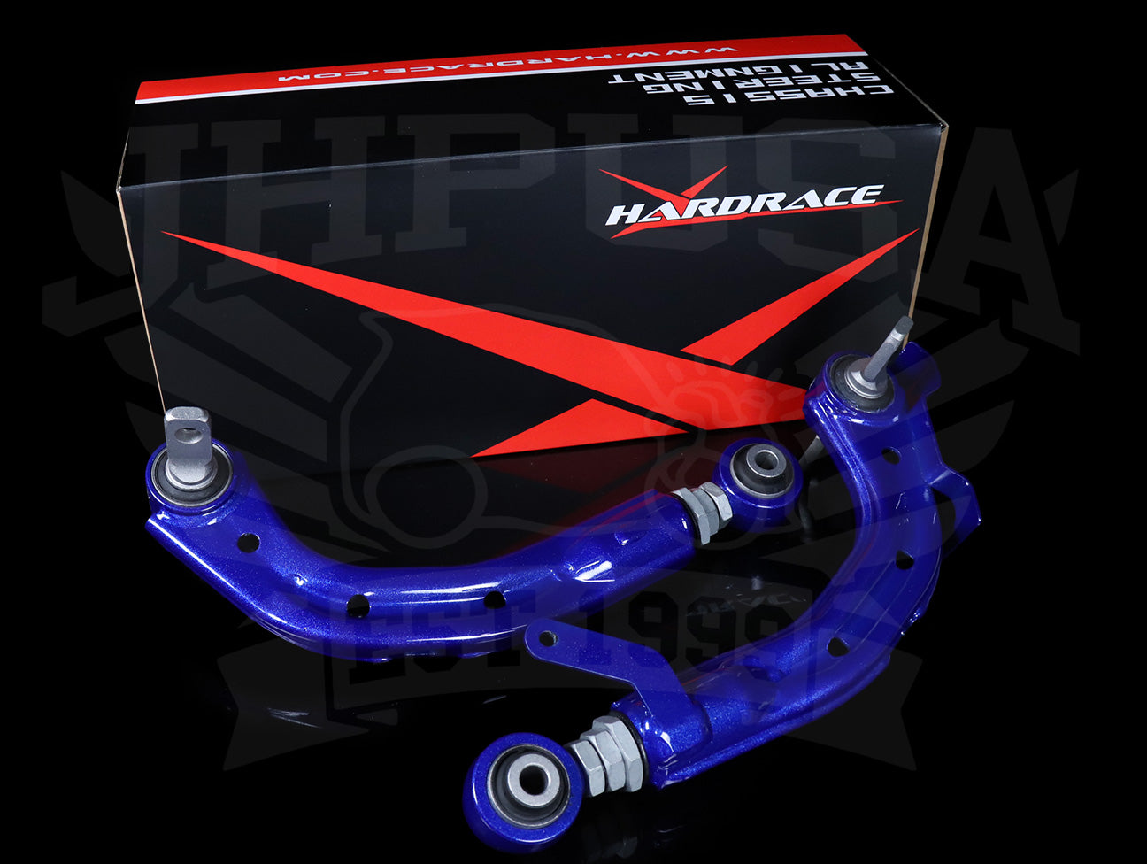 Hardrace Rear Camber Kit V3 (Hard Rubber) - 06-11 Civic Si