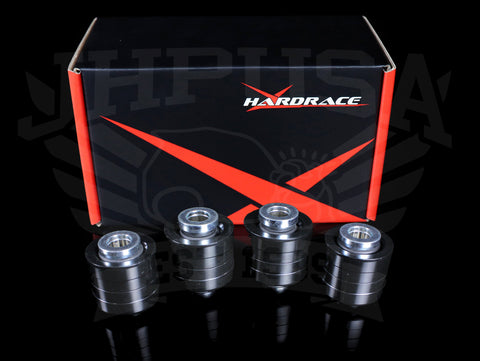 Hardrace Rear Knuckle Bushings (Pillowball) - 06-11 Civic