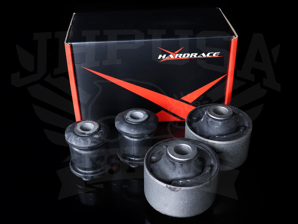 Hardrace Front Lower Arm Bushings (Hard Rubber) - 12-13 Civic Si