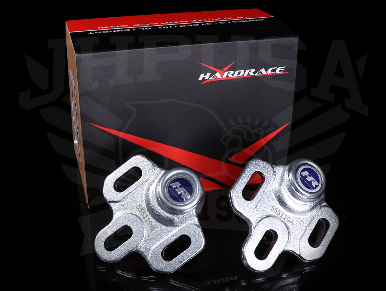 Hardrace Front Lower Adjustable Ball Joint (Negative Camber)  - 2016+ Civic