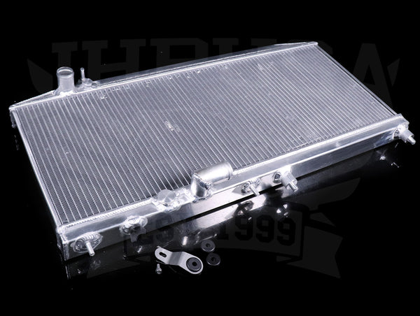 Hybrid Racing K-swap Full Size Radiator - 92-95 Civic / 92-97 Delsol